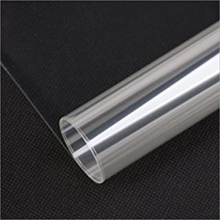 70CM*200CM ガラス飛散防止フィルム 窓用 透明 台風対策 地震対策に 厚さ0.1mm 防犯ガラスフィルム