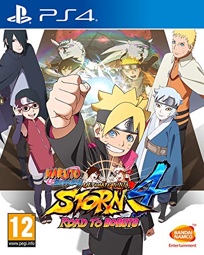 Naruto Shippuden: Ultimate Ninja Storm 4 - Road To Boruto Ps4 [ ]