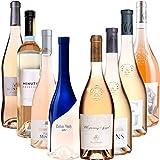 Best of Provence - Lot de 8 bouteilles - Minuty : M/Prestige/Rosé et Or / 281 -...