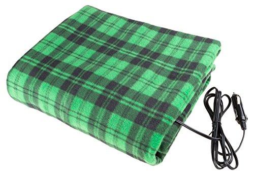 Stalwart 75-BP900 Black Green Electric Auto Blanket