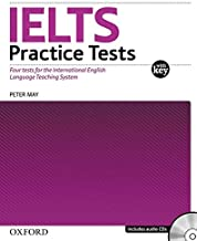 IELTS Practice Tests:: With explanatory key and Audio CDs (2) Pack: with Key