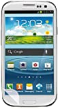 Aiino Pellicola Adesiva Protettiva Schermo Display Accessorio per Smartphone Cellulare Samsung Galaxy S3 - Ultra Clear, Trasparente