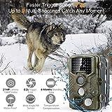 Zoom IMG-1 coolife fotocamera caccia 21mp 1080p
