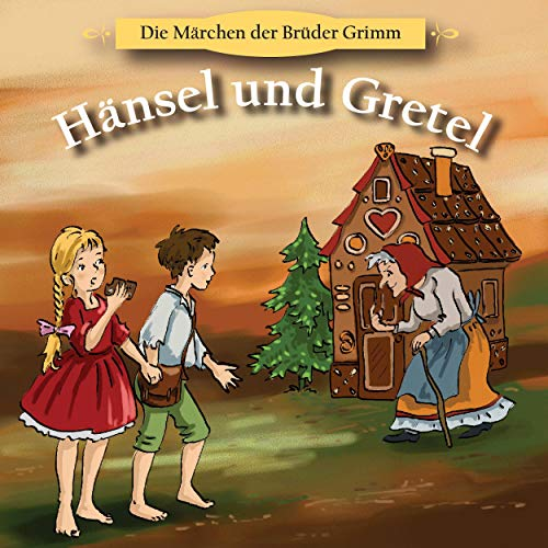 Couverture de Hänsel und Gretel