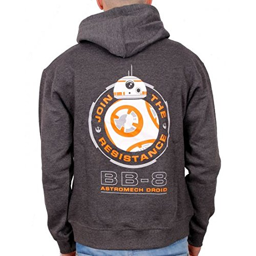 Sweat-Shirt Star Wars 7 JOIN THE RESISTANCE L
