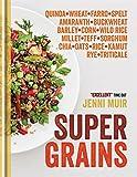 Supergrains: Wheat - Farro - Spelt - Kamut - Amaranth - Buckwheat - Barley - Corn - Wild Rice - Millet - Teff - Sorghum - Chia - Oats - Rice - Rye - Triticale - Quinoa