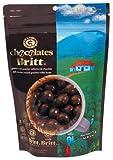 Café Britt Espresso Kaffeebohnen von dunkler Schokolade umhüllt, 170g Packung