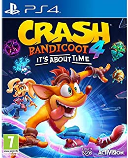 Crash Bandicoot 4 Its About Time   Arabic (PS4)