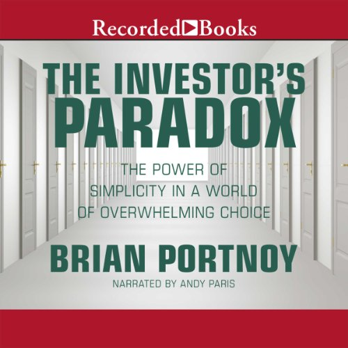 The Investor's Paradox audiobook cover art