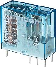Finder serie 40 - Rele mini reticulado 5mm 2 conmutado 8a 12vdc