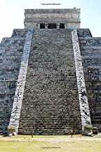 El Castillo Mayan Pyramid at Chichen Itza Mexico Journal: 150 Page Lined Notebook/Diary