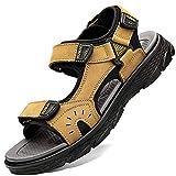 Lvptsh Sandalias Hombre Zapatillas de Senderismo Transpirable Peso...