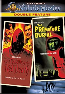 Midnite Movies Double Feature: The Masque of the Red Death / The Premature Burial