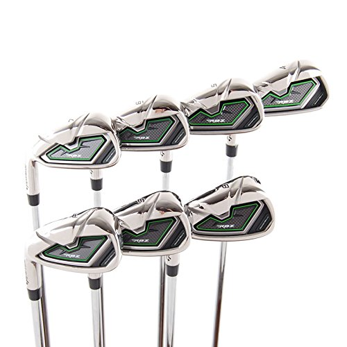 Find Discount Taylormade Rocketballs RBZ iron set lh