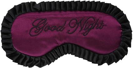 Occitop Eye Mask Soft Plush Sleeping Mask Cute Blindfold Eye Cover for Men Women Teens Girls Kids Travel Nap Night Sleeping