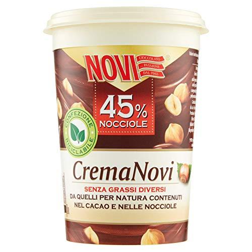 NOVI - CREMA SPALMABILE ALLA NOCCIOLA - 350 GR