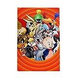 Looney Tunes - Rompecabezas para adultos, 1000 piezas, decoración artística y creativa