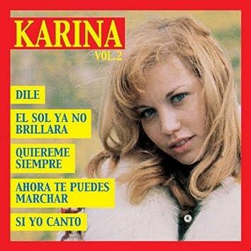 Karina, Vol. 2 (Singles Collection)