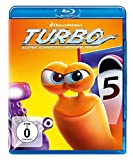 Turbo - Kleine Schnecke, großer Traum [Blu-ray]