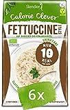 Shirataki Slendier pâtes de konjac biologique - paque de Fettuccine-Style ( 6 x 400...