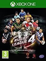 Rugby League Live 4 World Cup Edition (Xbox One) (輸入版)