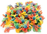 Fini My Octopi Sour Gummies - 2 LB Resealable Stand Up Candy Bags - Mini Octopus Shaped Candies in Various Colors - Bulk Sour Candy for Parties and Holidays