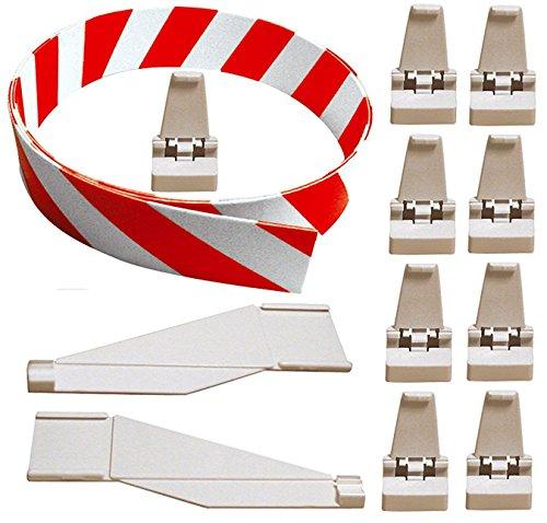 Carrera - Exklusiv / Evolution & Digital 132 / 124 Leitplanke (180° - 126cm lang