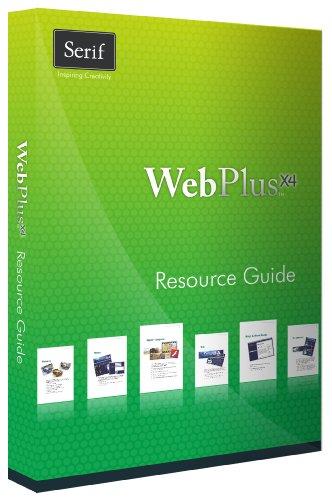 WebPlus X4 Resource Guide