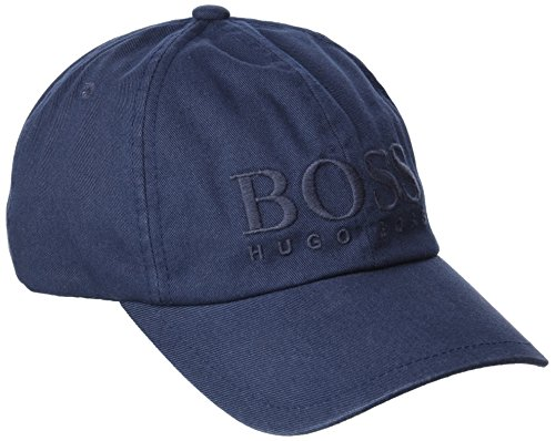 BOSS Casual Herren Baseball Cap Fritz 10202440 01, Blau (Dark Blue 404), One size