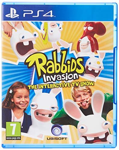 Ubisoft Rabbids Invasion: The Interactive TV Show Basic Xbox 360 videogioco