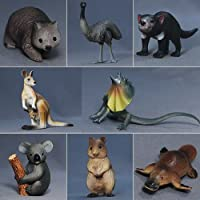 ミニチュアプラネット Vol.9 -集めて広がる動物フィギュアの世界- 全8種セット エイコー プライズ