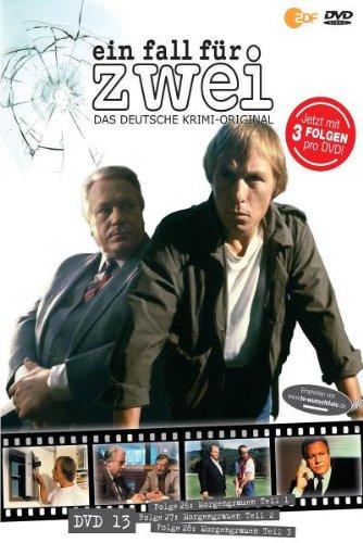 Ein Fall für zwei: DVD 13 (Folge 26, 27 und 28)