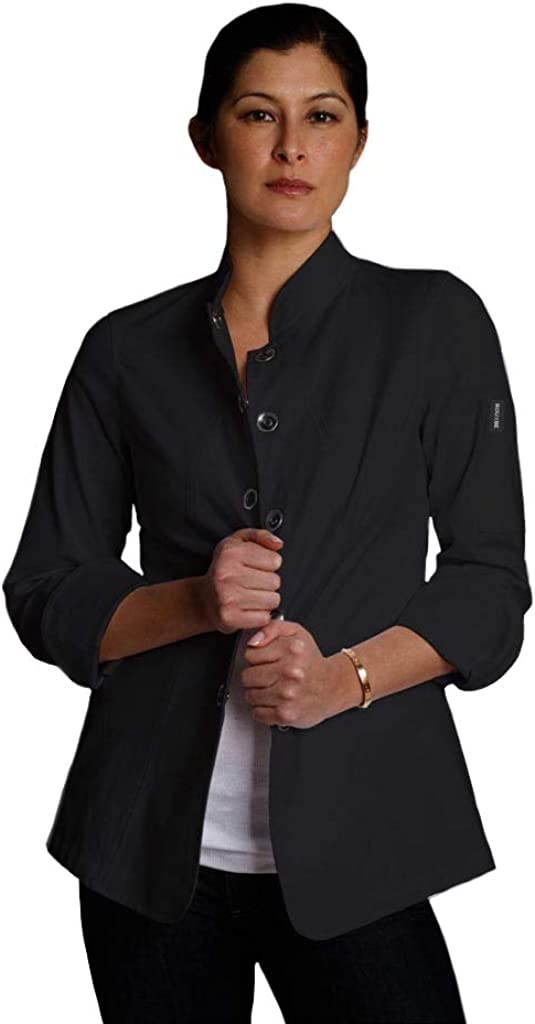 Rouxbe Designer low-pricing Women's Jackets Chef Direct stock discount