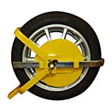 Sabot antivol pour roue de voiture, camion, caravane