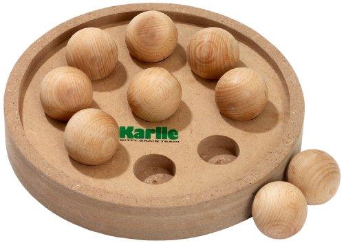 Karlie Kitty Brain Train, 2-seitig H: 4 cm ø: 25 cm