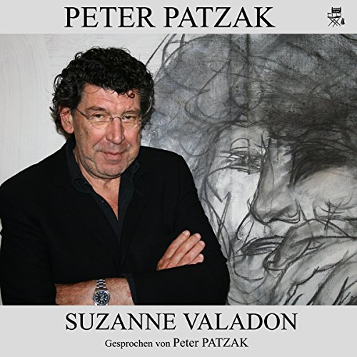 Suzanne Valadon audiobook cover art