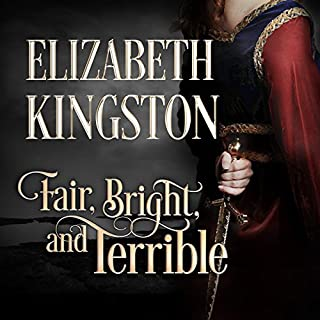 Fair, Bright, and Terrible audiobook cover art