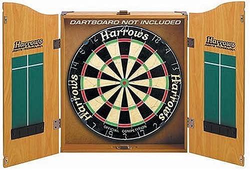 Harrows Dart Board Cabinet by Harrows