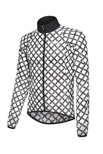 zero rh+ Emergency Pocket, Shell Bike Unisex Erwachsene L Chains White