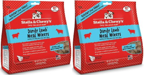 Stella & Chewy's Meal Mixers Freeze-Dried Raw Dog Food