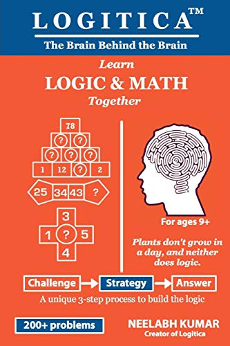 Logitica: Learn Logic and Math Together