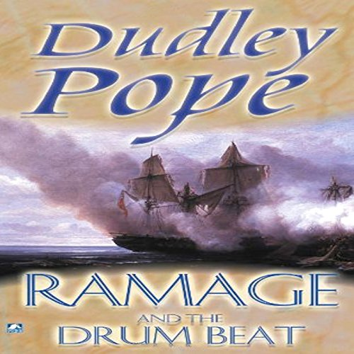 Page de couverture de Ramage and the Drumbeat