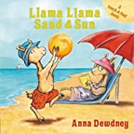 By Anna Dewdney - Llama Llama Sand and Sun (Ina Brdbk) (2015-06-03) [Board book]