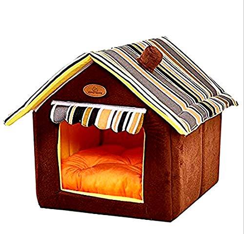 Infinitely Great Home Decor Center Niche pliable en coton pour animal domestique - Pour chat et chaton