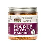 Maple Chipotle Mashup Rub & Seasoning by Wayward Gourmet - Sweet & Spicy Spice Blend for Ribs,...