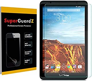 [3-PACK] For Verizon Ellipsis 8 [NOT For Ellipsis 8 HD] - SuperGuardZ Screen Protector, Ultra Clear, Anti-Scratch, Anti-Bubble