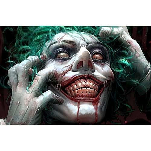 Bnnauv Puzzle 1000 Teile Joker Bild...