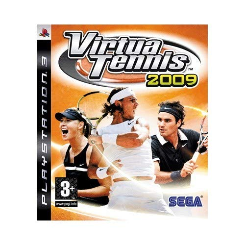 SONY VIRTUA TENNIS 2009 PS3