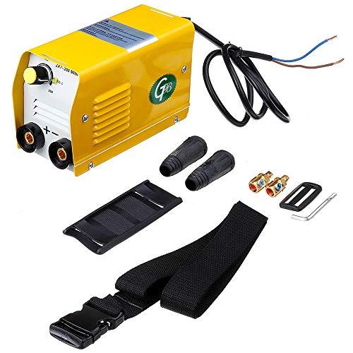 KKmoon Inversor de Soldadura Mini Eléctrica IGBT DC Inverter ARC MMA Stick...