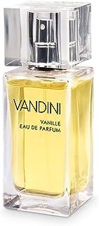 VANDINI Vitality Eau de Parfum Mujer – Perfume para mujer con el aroma de vainilla y hibisco – Perfume para mujer perfume...